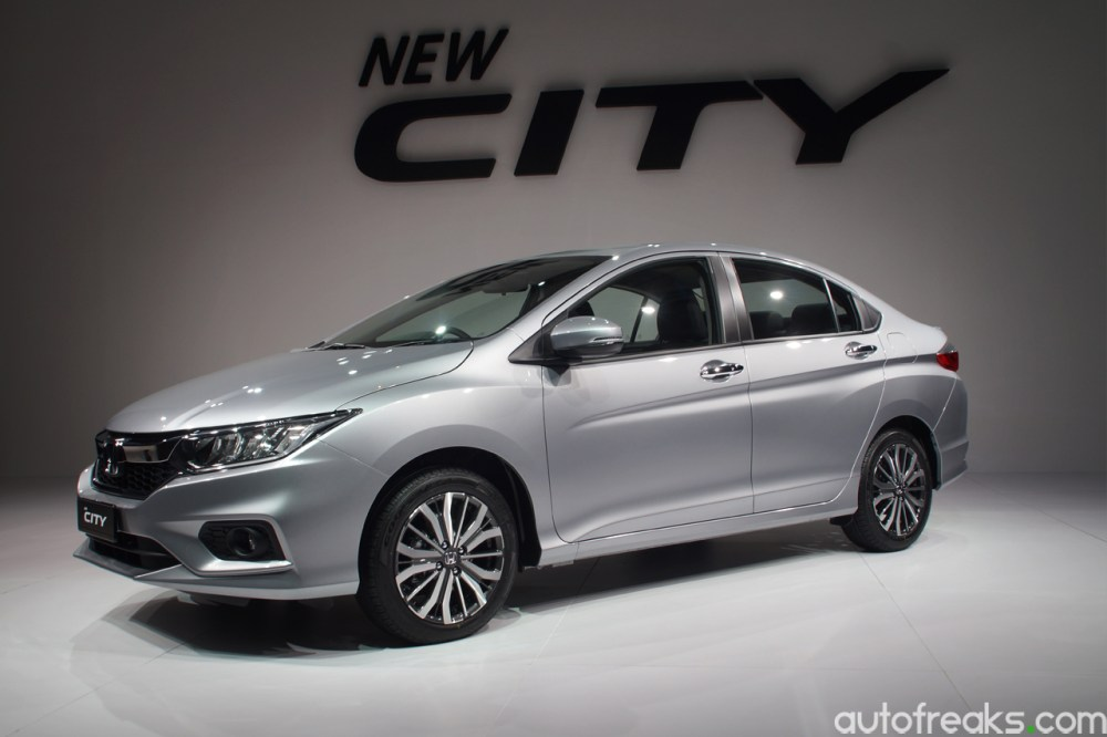 medium resolution of after teasing us a couple of weeks back honda malaysia has officially unveiled the 2017 honda city
