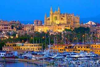 Alquiler de coche en Islas Baleares