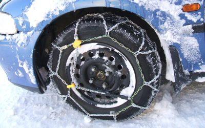 Cadenas para la nieve: ¡No las olvides este invierno!