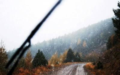 Rutas en coche en invierno: ¡Que el frío no te pare!