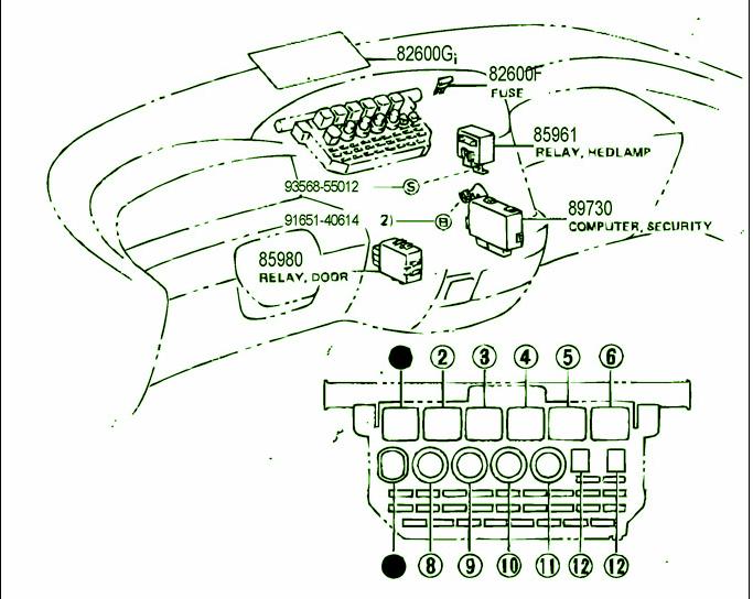 Diagram Toyota Tacoma Fuses 2010 Ac Diagram Full Version Hd Quality Ac Diagram Chrissdiagram Efran It