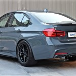 Bmw F30 3 Series Equipped With A Set Of Vorsteiner V Ff 108 Wheels Autofuture Design Sdn Bhd