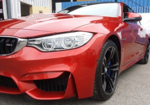 AUTOFX WA BMW M4 Paint Protection