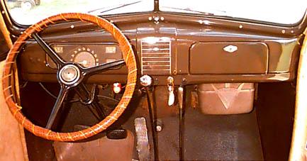 Oldtimer gallery Cars 1937 Chevrolet
