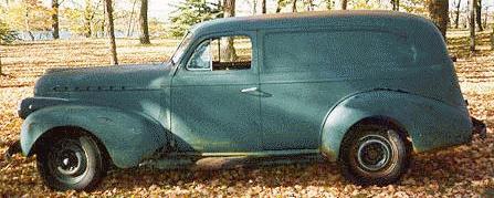 Oldtimer gallery Cars 1940 Chevrolet