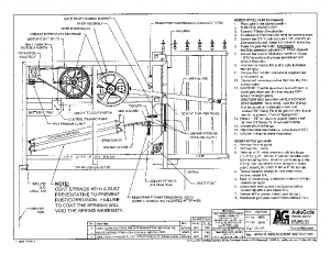Internal Operator Drawings and Details of Our Entry Gate