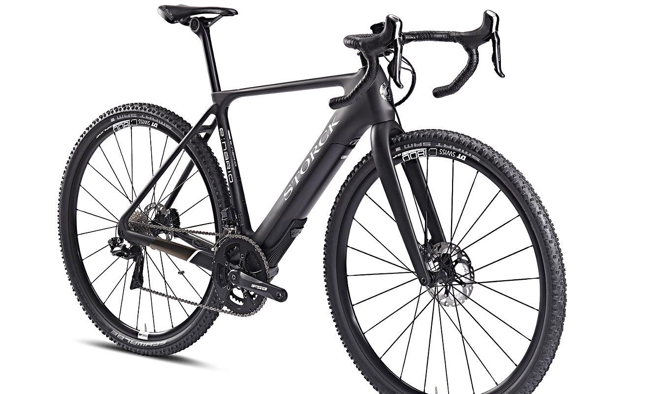 Storck bietet E-Antrieb für Rennrad und Mountainbike