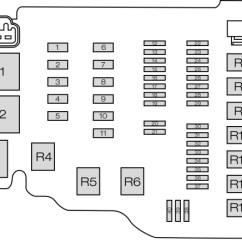 Electronic Door Lock Wiring Diagram Bi Speakers Ford Fiesta (from 2012) - Fuse Box (eu Version) Auto Genius