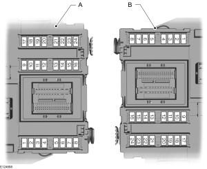 Ford SMAX mk1 (2006  2014)  bezpieczniki schemat (wersja europejska)  Auto Genius
