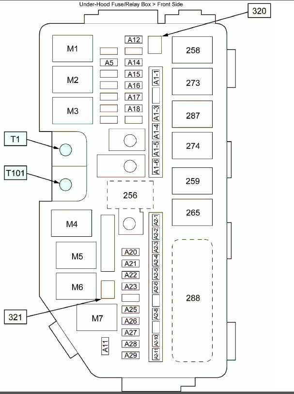 2013 honda accord fuse box diagram