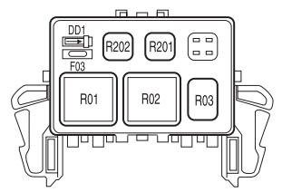 Location Of 2008 Fxdb Fuse Box : 30 Wiring Diagram Images