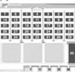 Vauxhall Zafira Fuse Box Diagram 2005 2016 Taotao 50cc Wiring Opel Combo C (2001 - 2011) Auto Genius