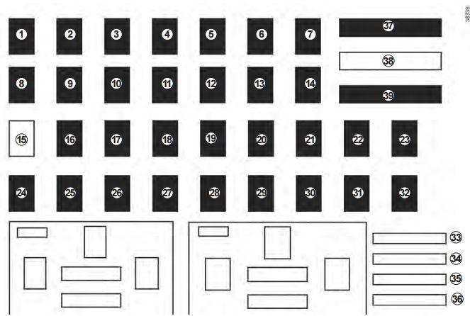 renault twingo fuse box