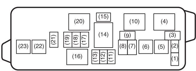 Suzuki Swift 2010 Fuse Box Location : 35 Wiring Diagram