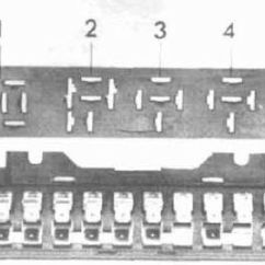 1970 Beetle Wiring Diagram A Four Way Switch Volkswagen (1954 - 1979 All Models) Fuse Box Auto Genius