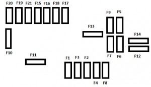 C5 Fuse Diagram Relay Fuse Diagram Wiring Diagram ~ Odicis