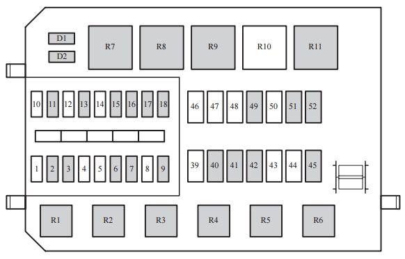 Mercury cougar 8th generation fuse box power distribution box?resize=582%2C373 1999 mercury cougar fuel pump wiring diagram wiring diagram  at mr168.co