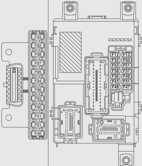 Skoda Octavia Mk2 Fuse Box Diagram : 34 Wiring Diagram
