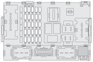 citroen c5 airbag wiring diagram rickenbacker fiat linea 2007 2013 fuse box auto genius