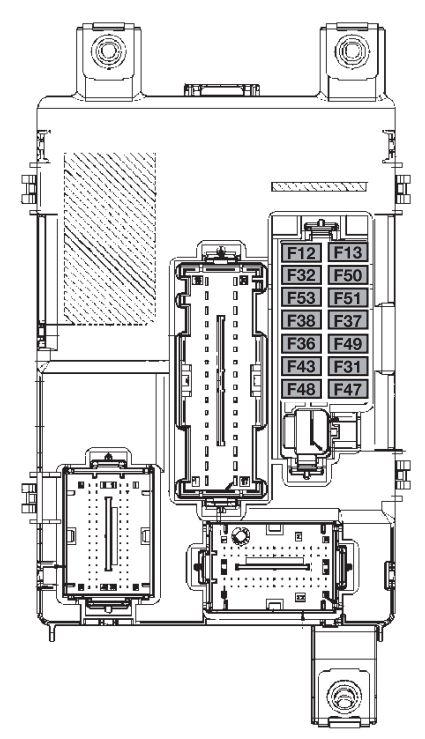 Fiat Panda Fuse Box Diagram : 27 Wiring Diagram Images