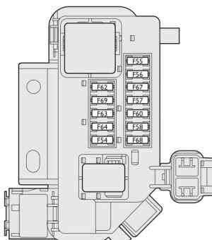 Fiat Stilo (2001  2008)  fuse box diagram  Auto Genius