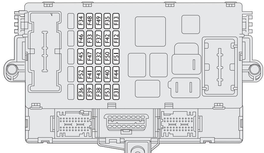 Fiat stilo fuse box passenger compartment fiat stilo wiring diagram stilo intercom wiring diagram at soozxer.org