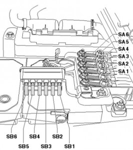 1999 Toyota Avalon Wiring Diagram 1999 Toyota Avalon XLS