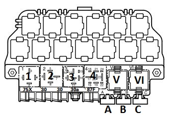 05 Beetle Fuse Box Location : 27 Wiring Diagram Images