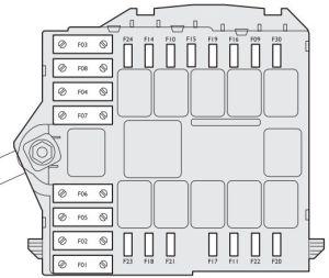 Alfa Romeo 159 (2005  2011)  fuse box diagram  Auto Genius