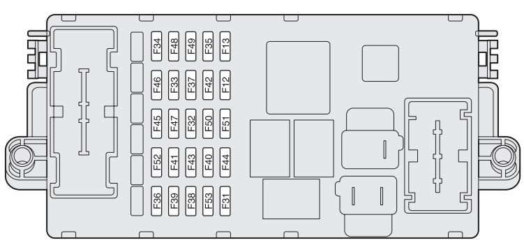 relay wiring diagram 5 pole 2001 ford f250 trailer alfa romeo 159 (2005 - 2011) fuse box auto genius