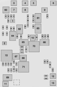 2005 Chevy Trailblazer Cooling Fan Relay Location - wiring ...