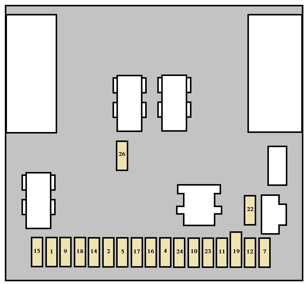 peugeot 307 fuse box brake lights wiring diagram rh w41 odonatakunst nl