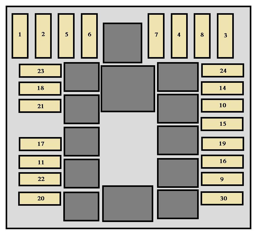 hyundai atos ecu wiring diagram keystone rv cable tv peugeot boxer mk1 2004 2006 fuse box auto genius