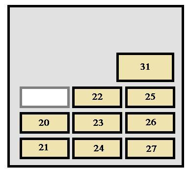 2003 4runner fuse box private sharing about wiring diagram u2022 rh caraccessoriesandsoftware co uk  2004 toyota 4runner interior fuse box diagram