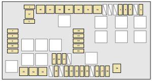 Toyota 4Runner (2005  2009)  fuse box diagram  Auto Genius