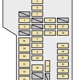 2007 toyota tacoma fuse box wiring diagram 2015 camry fuse box diagram [ 665 x 1401 Pixel ]