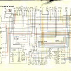 Nissan 1400 Alternator Wiring Diagram Kenwood Model Kdc 152 Datsun 21 Images