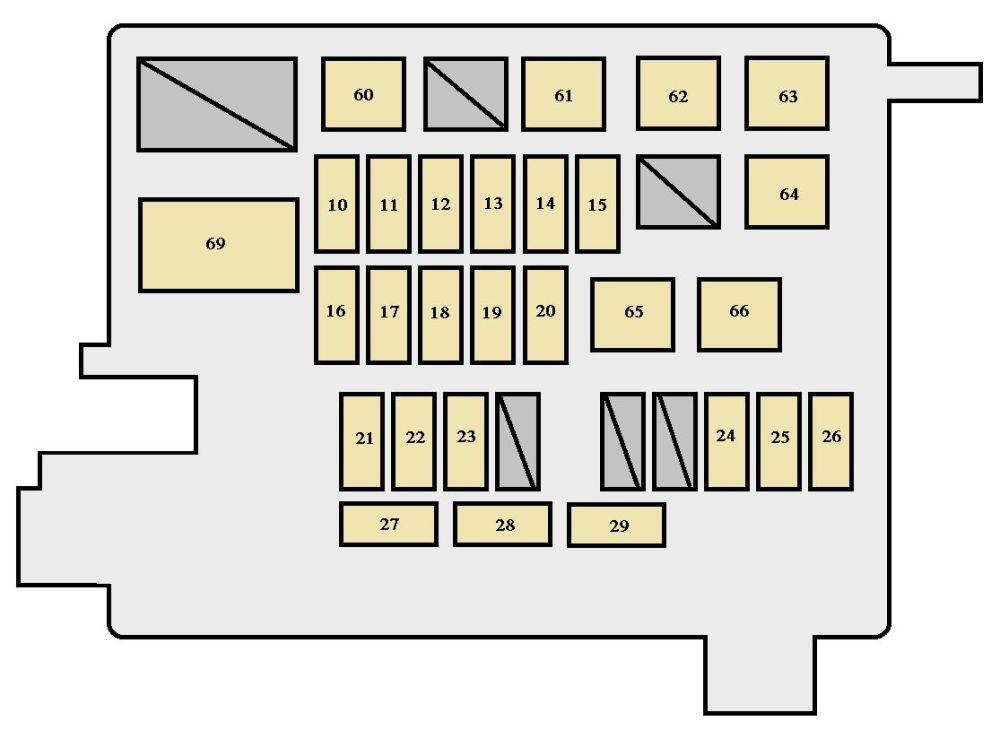 medium resolution of 2008 toyota highlander fuse box diagram 39 wiring 4runner interior fuse box diagram 1996 toyota 4runner fuse box diagram