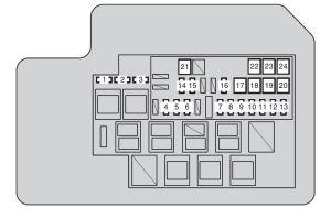 2000 Toyota Rav4 Fuse Box Location Moreover Avalon  wiring diagrams image free  gmaili