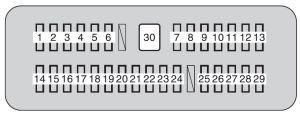 Toyota Sequoia (2008  2011)  fuse box diagram  Auto Genius