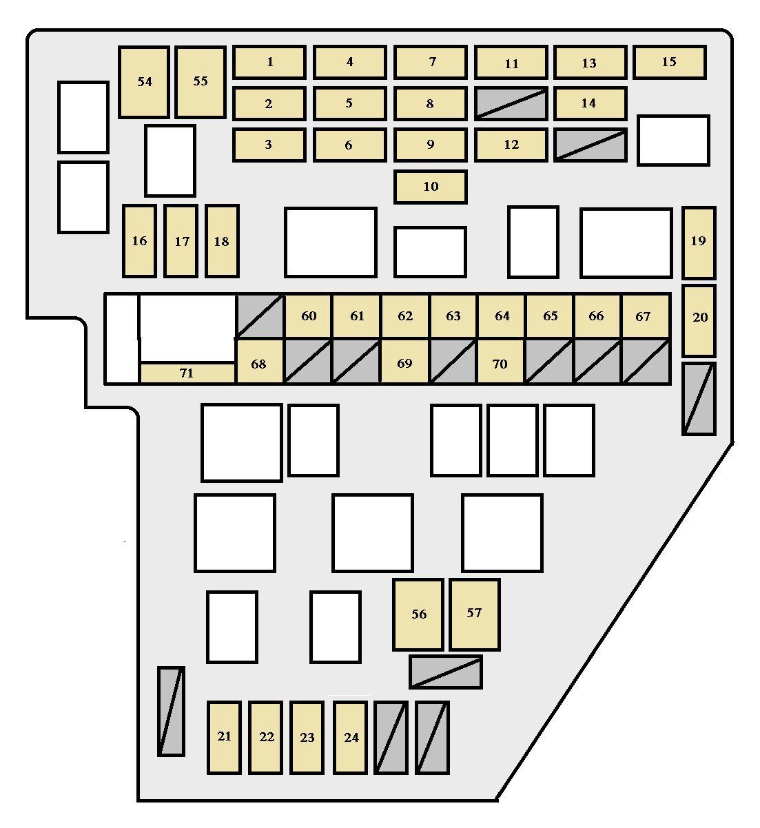 toyota matrix 2007 fuse box wiring library rh 53 etmaal2017 nl
