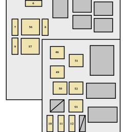 2007 toyota solara fuse box diagram wiring diagram post toyota auris 2007 fuse box diagram 2007 [ 823 x 1763 Pixel ]