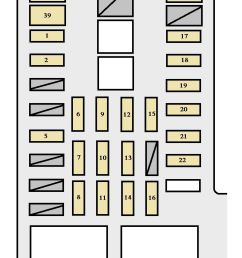 2004 toyota sequoia fuse box cover wiring diagram 2003 toyota sequoia fuse box diagram wiring diagram [ 733 x 1181 Pixel ]
