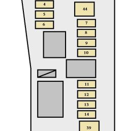 toyota matrix fuse box wiring diagram blogs fuse circuit toyota matrix fuse diagram [ 592 x 1521 Pixel ]