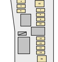 toyota matrix first generation mk1 e130 2007 2008 2010 toyota matrix fuse box diagram 2010 toyota matrix fuse box location [ 604 x 1570 Pixel ]