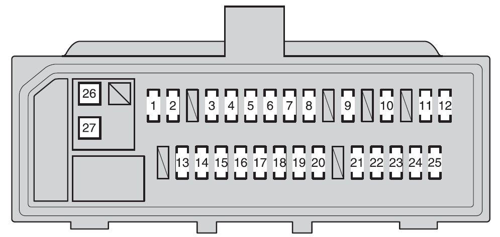 ford focus mk2 towbar wiring diagram context data flow example 2008 toyota matrix fuse box layout 2010 schematoyota second generation e140
