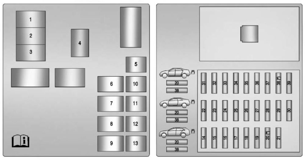 medium resolution of 2011 cadillac cts fuse diagram online wiring diagram 2011 buick regal fuse diagram 2011 cadillac cts