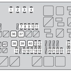 2016 Toyota Tundra Radio Wiring Diagram 04 Chevy Silverado Bose Tacoma Fuse Great Installation Of 2010 Box Auto Genius