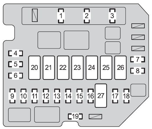 09 yaris fuse diagram - wiring data diagram - 2012 toyota yaris fuse box
