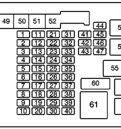 2007 chevy fuse box location wiring diagram2007 chevy van fuse box 7 [ 1370 x 766 Pixel ]